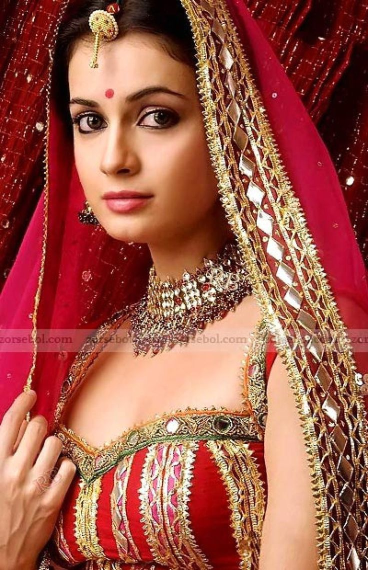 Worst makeup mistakes on your wedding indian bridal diaries - Try On Hairstyles Makeup And Color Your Own Hair