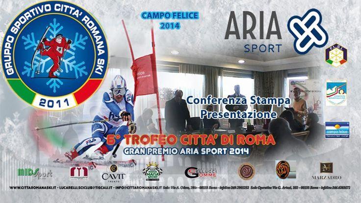 6° TROFEO CITTA' DI ROMA  (CONF.STAMPA) by Agora360 - Dgmvison