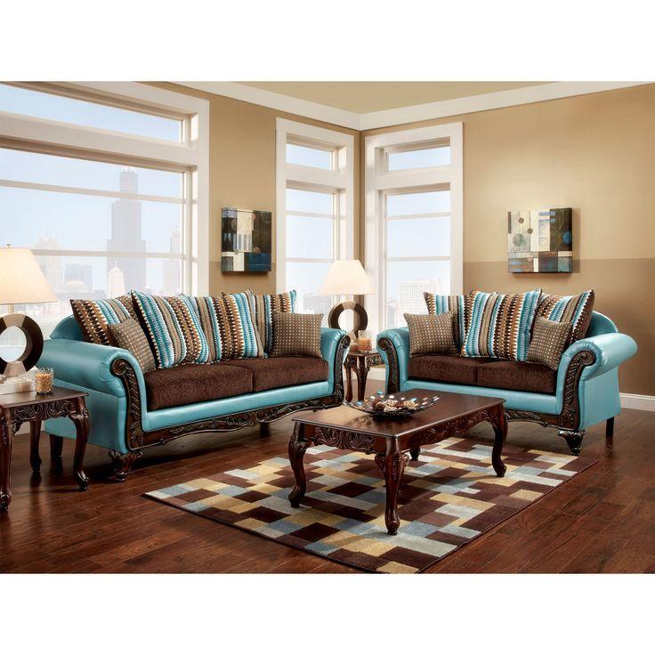 Hokku Designs Rovena Transitional Sofa