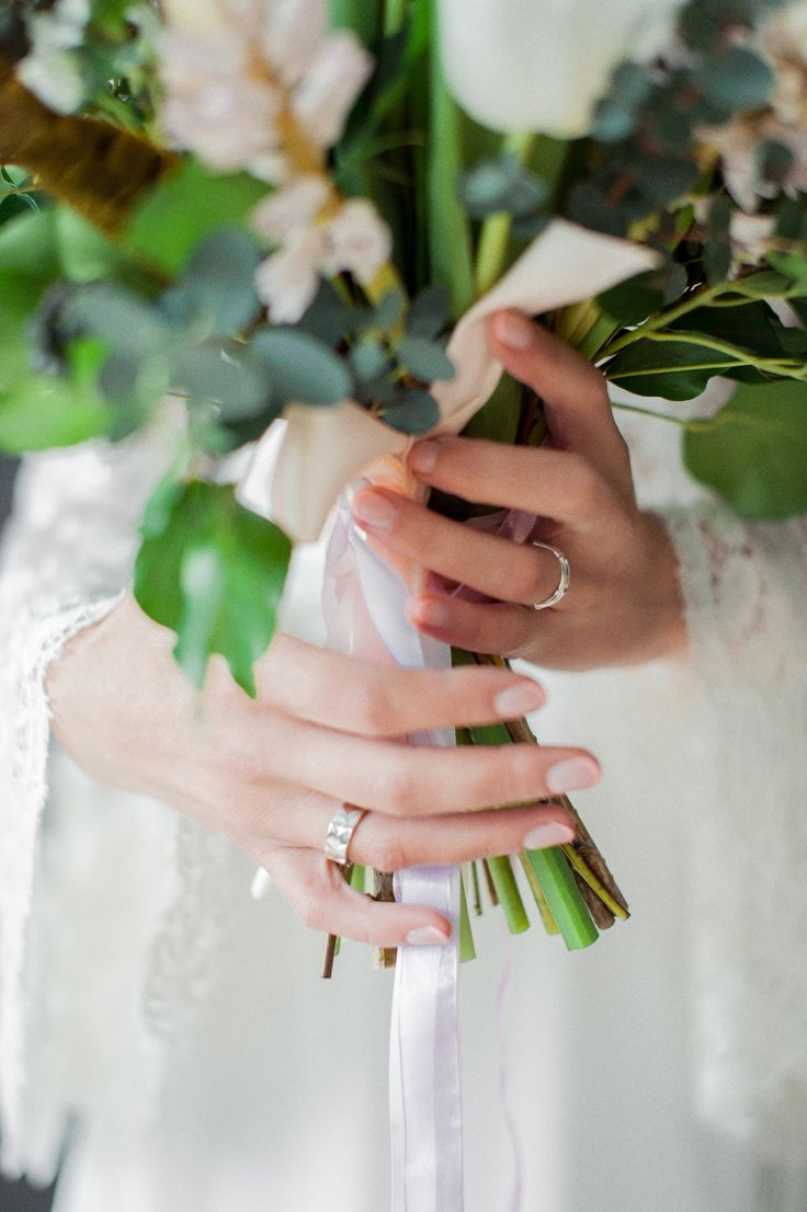 Story about Finist - bright falcon and his brides - shooting of a collection of wedding rings of Kozmas.