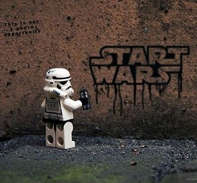 Lego Star Wars....very big in our house!