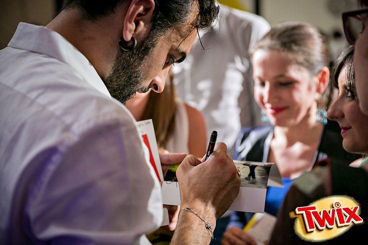 Le foto di Marco Mengoni al Twix Onstage Private Show   Pagina 22