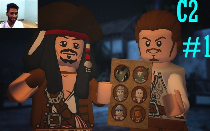 Pirate's Recruting ....|Lego:Pirates of the Caribbean