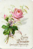 Gallery.ru / Фото #2 - Вдохновение розы, ландыши, анютки, душистый горошек. - Innetta