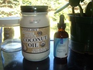 I eat a lot of coconut oil, and also use it directly on my skin. Here is a fun, simple way to make a WHIPPED homemade coconut oil/ argan oil skin lotion for easier application. It will contribute to healthy, glowing, beautiful skin! | Musings from Marilyn - Finnfemme Blog