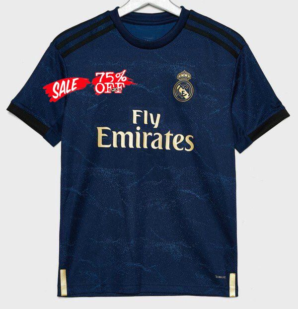 Real Madrid Away Jersey 2019 20 Jersey Shirt Wholesale Shirts Soccer Jersey