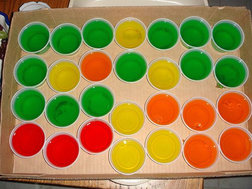 How-To Make Jell-O Shooters - InfoBarrel