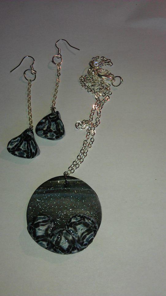 Jewellery clay.. .)