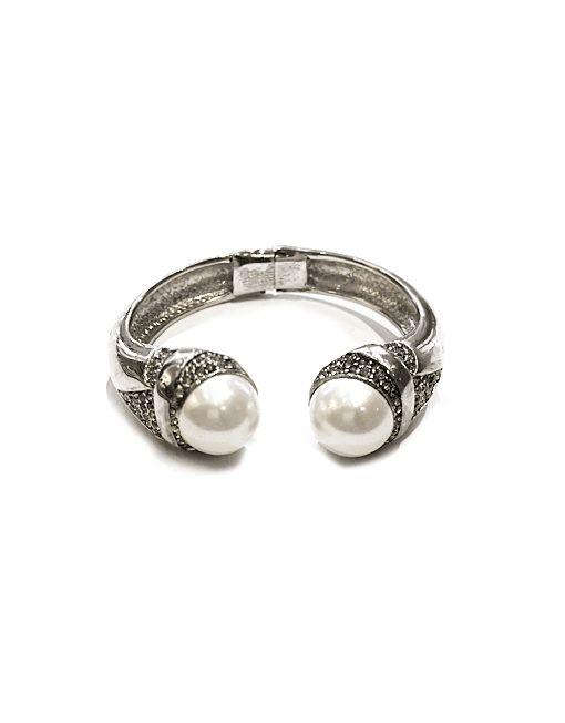 Open Pearl Bracelet