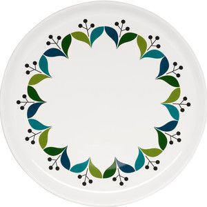 Retro Side Plate Set Of 2, $18, now featured on Fab.