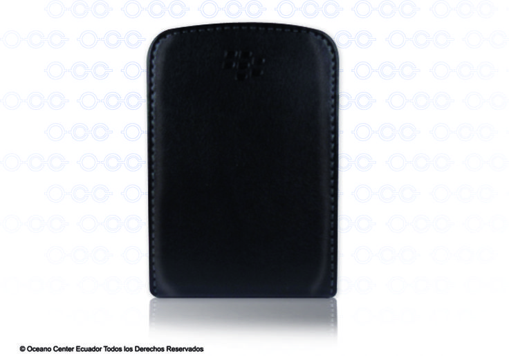 Estuche navaja original para Blackberry 9630,8900,8520,9300,9800