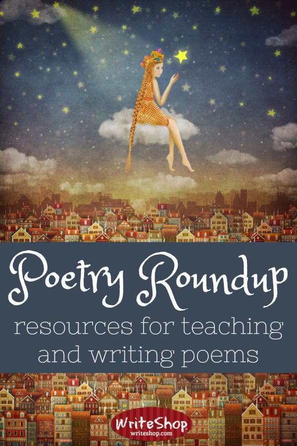 Poetry Roundup Tons of resources activities