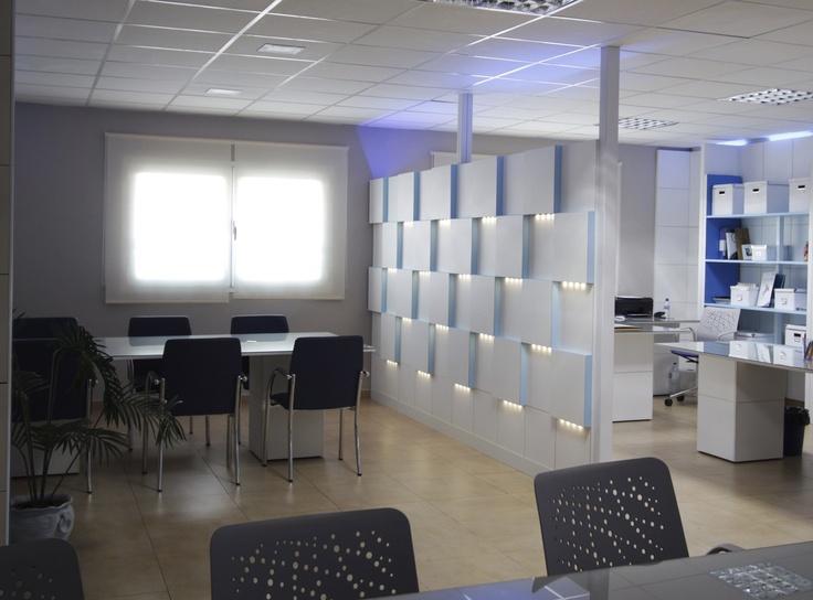 de paredes y tabique separador de espacios con serastone para oficina etipn decoracin avanzada