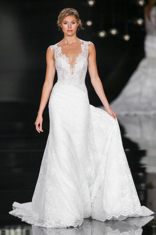 Robe de mariée Pronovias 2017
