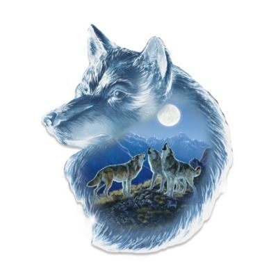 Wolf Wall Decor Collection: Souls Of The Night