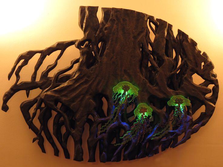 Manglar de las medusas