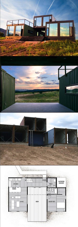 1000 id es propos de containers d 39 exp dition sur for Livre de plan de maison