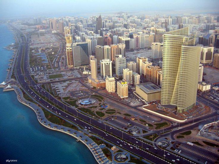Abu Dhabi. Oil. Wealth.