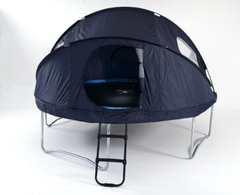 14ft trampoline tent. we neeeeeeeeed this. if anyone needs a gift idea for our family. this is it!!