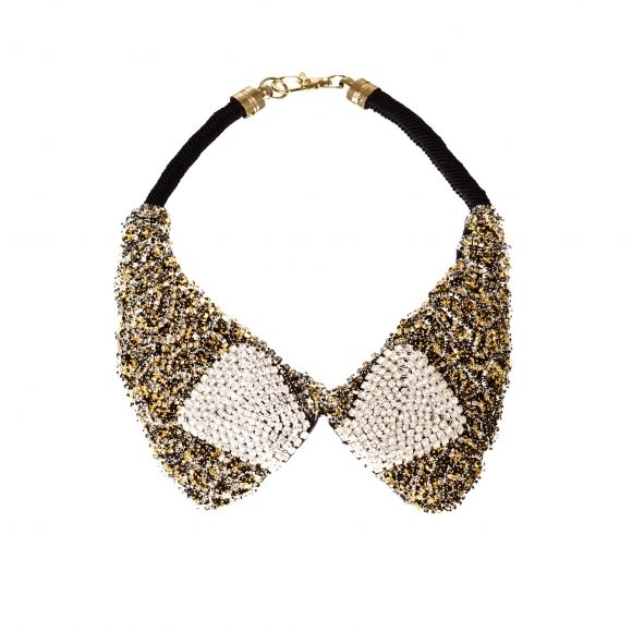 Joanne Hynes | AW 2013 #accessories #collar