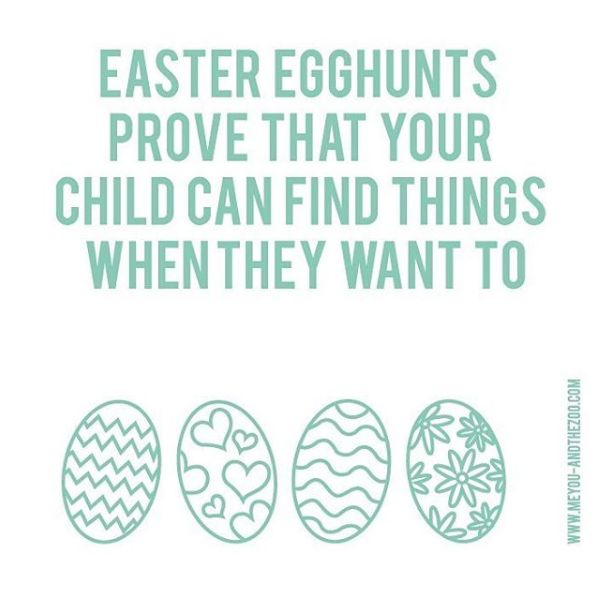 I think we can agree on that, right?! #parents #kids #egghunt #easter #meyouandthezoo #happy #instagood #illustration #inspiration #love