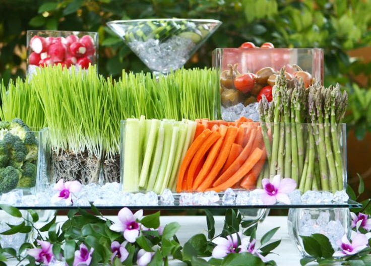 outdoor wedding ideas | so fun for a rustic outdoor wedding martha stewart weddings
