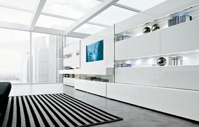 Monos Modern Living Room