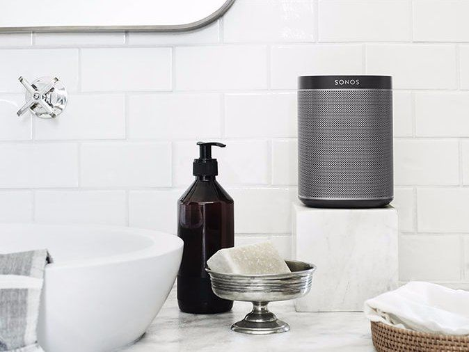 Sonos Bluetooth speaker remembers the dimensions of any room you put it in and self-tunes itself accordingly