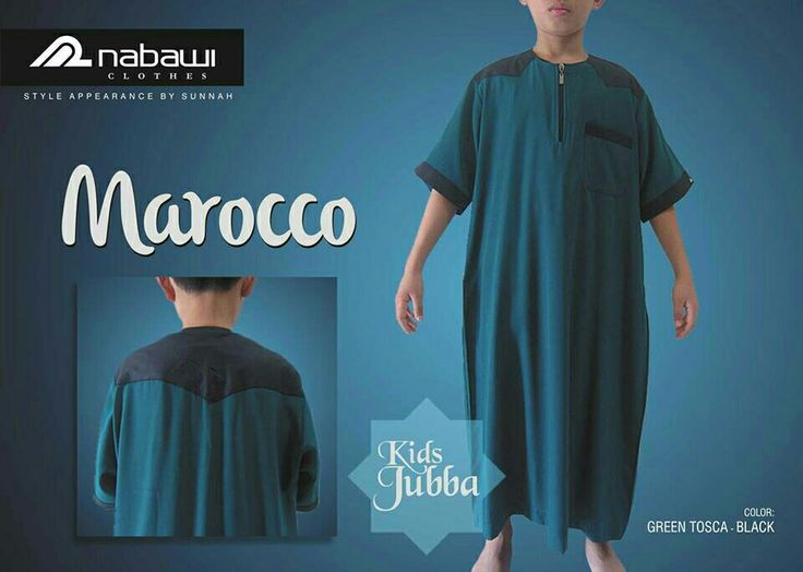 Jubah Marocco, @150rb size:5-7-9-11