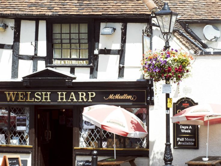 Welsh Harp, Waltham Abbey, Essex