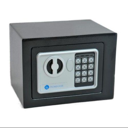 Homegear Small Electronic Safe Gun Hotel Office Home Security Safes Box