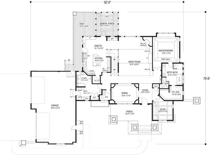 House Plan chp-47112 at COOLhouseplans.com