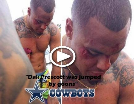 The Real Reason Why Dak Prescott Turned Down Kanye West Tickets! He Was Previously Jumped By Savages! Full Video Here!