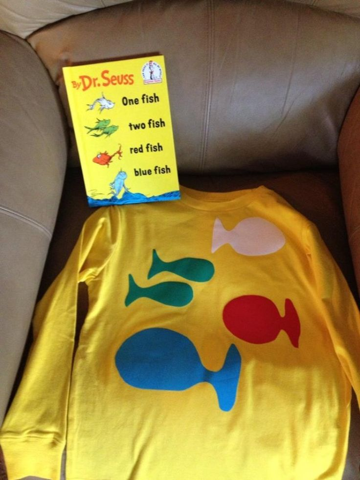 84 best book character costumes for boys images on pinterest one fish two fish red fish blue fish could possibly work for rob could make fish out of construction paper solutioingenieria Image collections