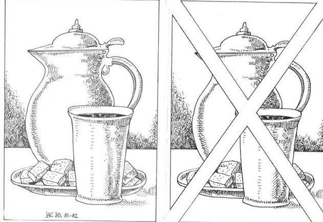 HC 30 v/a 81/82 Heilig Avondmaal Heilig Avondmaal: brood en wijn