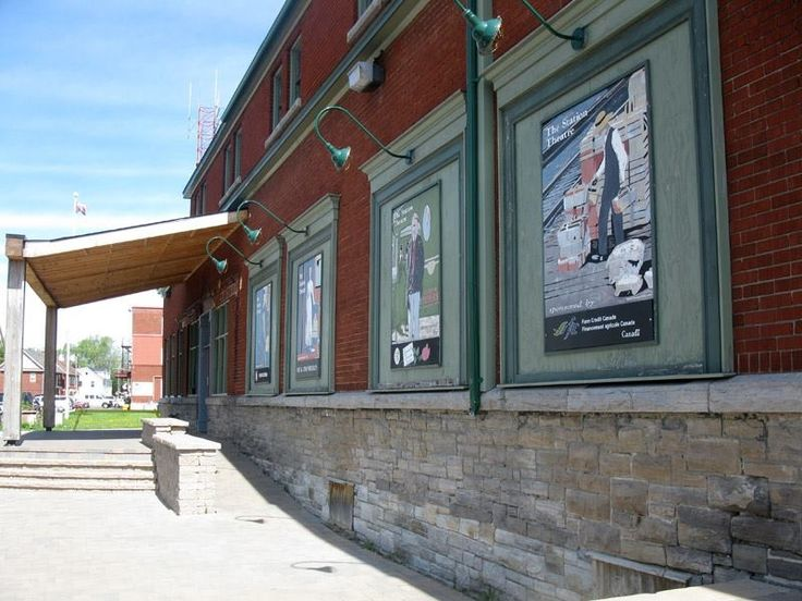 Railway Museum in Smiths Falls