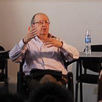 Seminario Comunicación y Subjetividades en América Latina a cargo del Dr Jesús Martín-Barbero