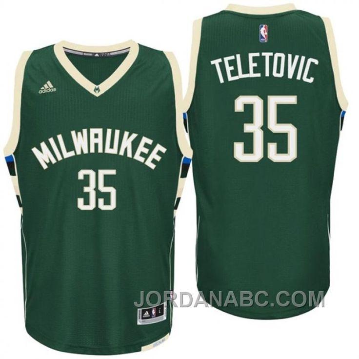 http://www.jordanabc.com/mirza-teletovic-milwaukee-bucks-new-swingman-green-road-jersey-for-sale.html MIRZA TELETOVIC MILWAUKEE BUCKS NEW SWINGMAN GREEN ROAD JERSEY FOR SALE Only $69.00 , Free Shipping!