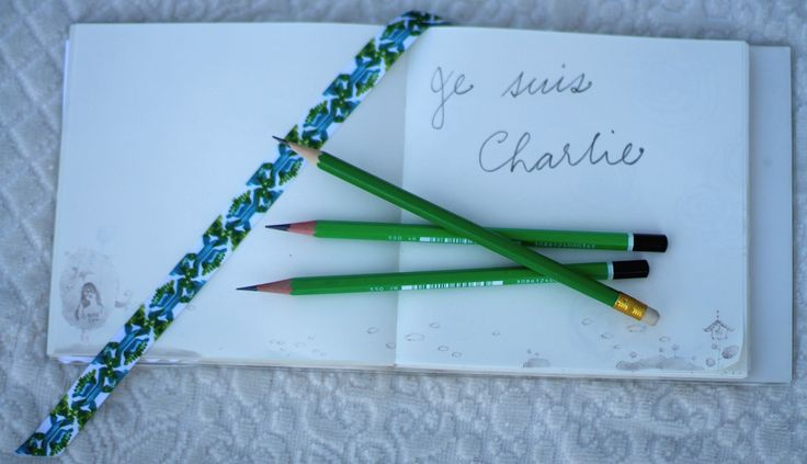 Je Suis Charlie #Charlie Hebdo #Paris