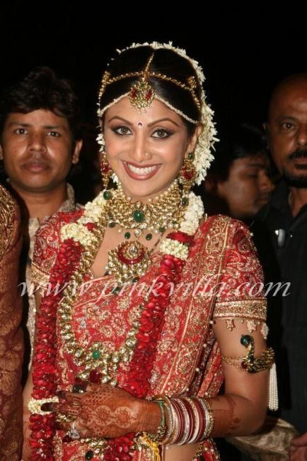 Shilpa Shetty Wedding Pics