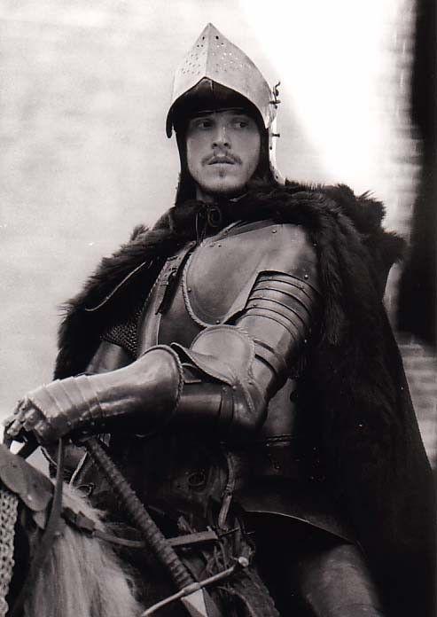 Christo Jivkov, attore che interpreta Giovanni dalle Bande Nere