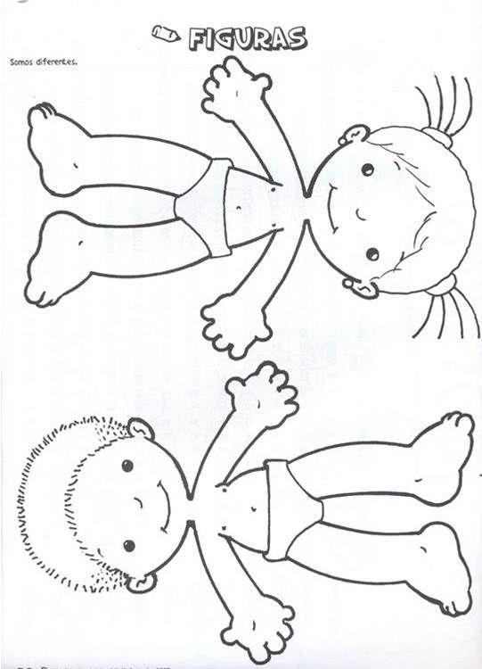best Explicacion Del Cuerpo Humano Para Niños De Jardin image collection