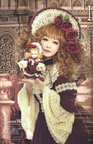 Gothic Lolita Bible vol. 44 Summer 2012