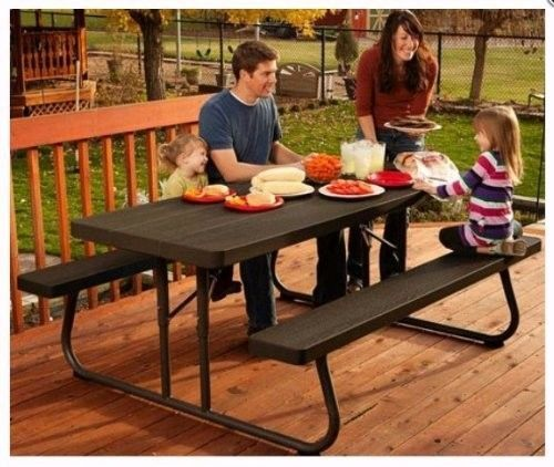 Outdoor-Dining-Table-Set-Garden-Patio-Furniture-Bench-Family-Modern-Decoration