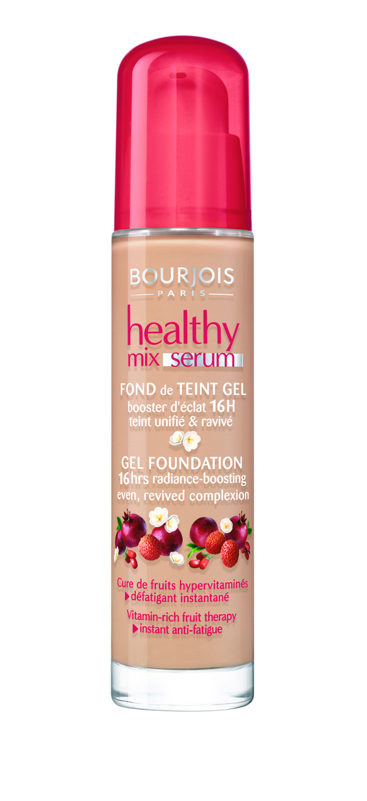 Healthy Mix Serum foundation #BourjoisFrenchChic