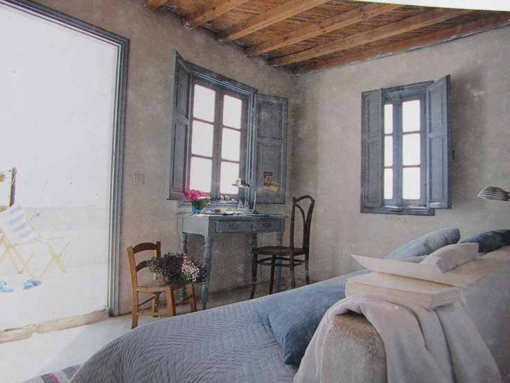 Greek Home A Masterbedroom
