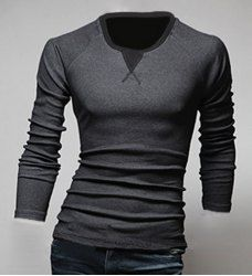 SHARE & Get it FREE | Classic Color Block Triangle Pattern Slimming Round Neck Long Sleeves Linen Blended T-Shirt For MenFor Fashion Lovers only:80,000+ Items • New Arrivals Daily • Affordable Casual to Chic for Every Occasion Join Sammydress: Get YOUR $50 NOW!