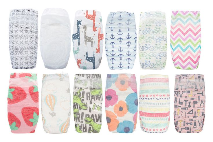 These Honest Diapers are too cute! Safe, effective and delightful too. Check them out.