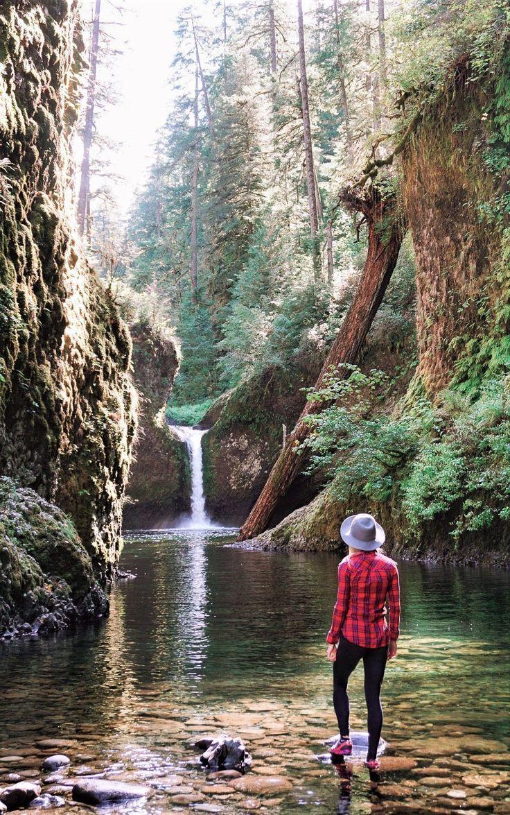 10 Amazing Waterfall Hikes In Oregon