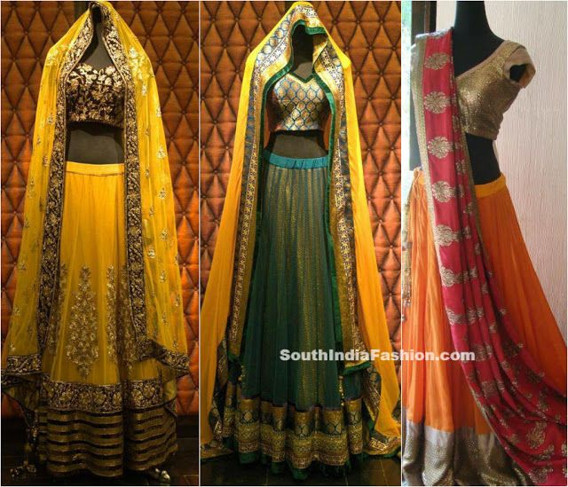 Online Shopping~Latest Blouse Designs 2014~South India Fashion